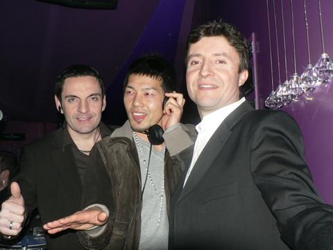 DJ set @ VIP Party avec Bruno & Daisuke