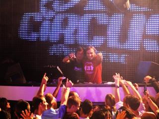 Avec David Guetta