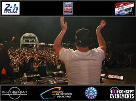 DJ Evénement sportif