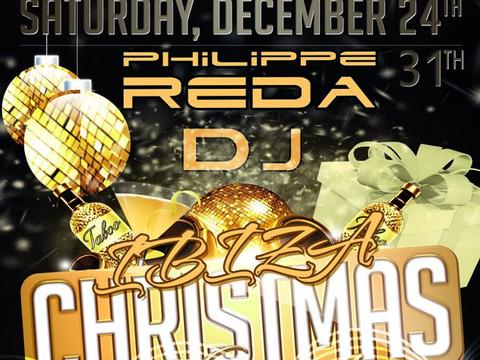 DJ sets @ Christmas Party & New Year's Eve avec R.JAM Aka Philippe Reda & Yann Vedra @ V