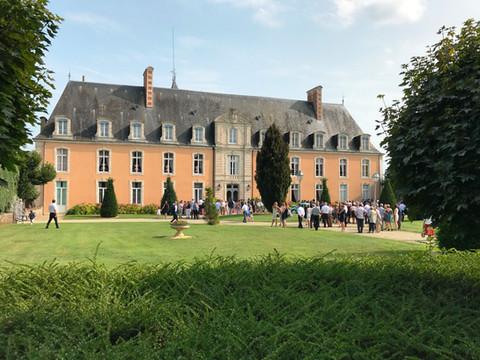 Mariage de Hélène et Pierre-Alexis @ Château De La Freslonnière @ Souligné-sous-Ballon (72290).  Rem