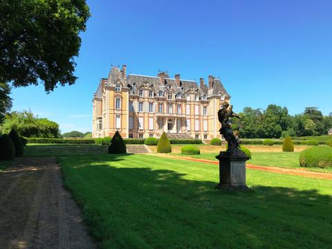 Magnifique mariage dans un cadre exceptionnel @ Le Domaine De La Pierre @ Coudrecieux (72440). Félic