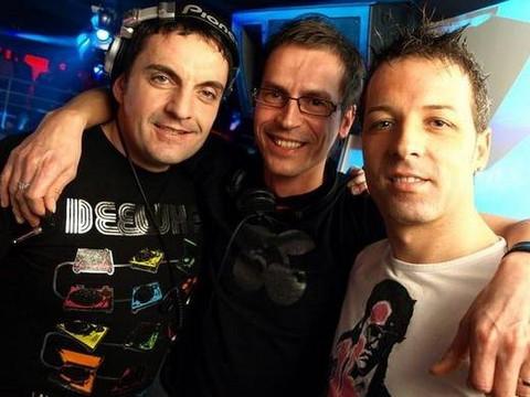 DJ set avec R.JAM aka Philippe Reda & Yann Vedra, Style & Pascal @ NRJ Extravadance Party