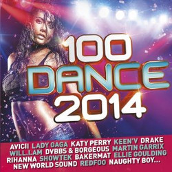 UNIVERSAL Present 100 DANCE 2014 - 5 CD - Compilation Dance Included R.JAM Feat