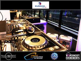 DJ Soirée entreprise
