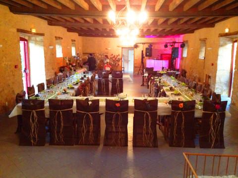 Anniversaire de Christine @ La Ferme De Nourray...Une superbe fête à l'occasion de ses 60 ans...