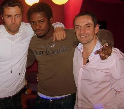 DJ set @ VIP party avec les inoubliables joueurs de Le Mans FC, Romaric & Marko