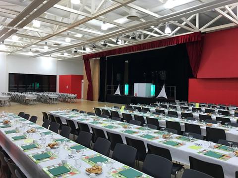 COLSG Foot - Soirée annuelle du Cercle Olympique de Laigné St Gervais @ salle des fêtes La Bélinoise