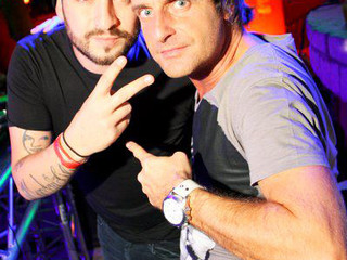 Avec Steve Angello - Swedish House Mafia
