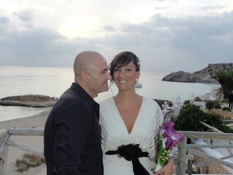 Mariage Espagnol exceptionnel de Carolina et Saul @ Ibiza...Une fête incroyable...