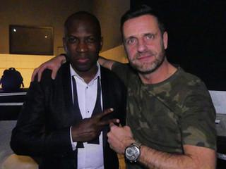 Avec Yannick
