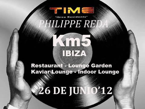 DJ set avec R.JAM aka Philippe Reda & Yann Vedra @ KM5 @ Ibiza