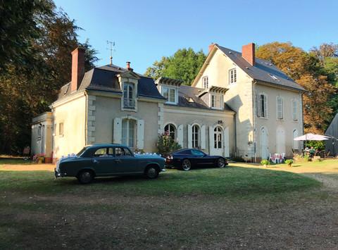 Félicitations à Salomé et Nicolas pour ce magnifique mariage @ Château De Mondan @ Guécélard.  Tous