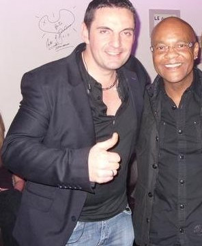 DJ set @ VIP Party @ after show Stars 80 avec Mario d'Images