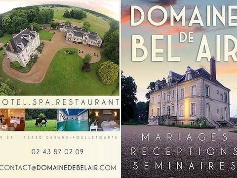 Félicitations à Marine et Sathia pour ce magnifique mariage dans ce lieu génial @ Domaine de Bel Air