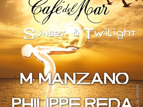 DJ set avec R.JAM aka Philippe Reda & Yann Vedra, Michel & Dom @ Cafe del Mar @ Ibiza