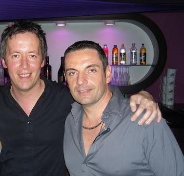 DJ set @ VIP Party avec Jean-Luc