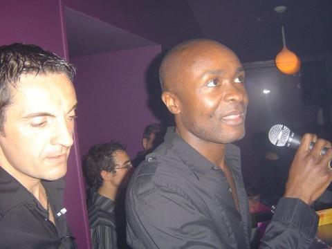 DJ set @ VIP Party avec Ange du Collectif