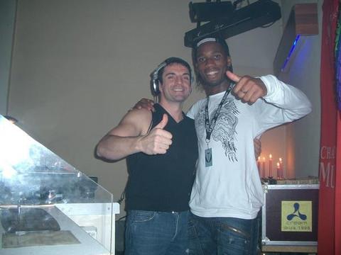 DJ set @ VIP Party avec Didier