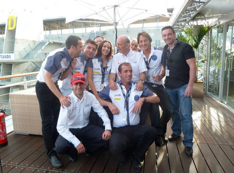 24 Heures du Mans 2010… VIP Party @ Circuit Le Mans...