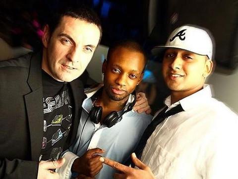 DJ set @ VIP Party avec R.JAM Aka Philippe Reda & Yann Vedra, Willy & Assad