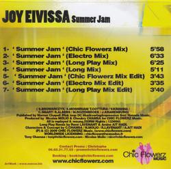 JOY EIVISSA Summer jam