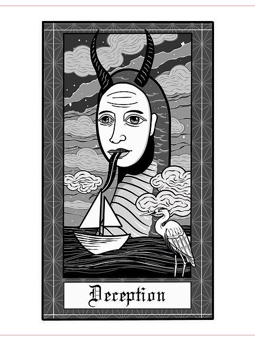 Deception Print
