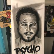 Post Malone Psycho