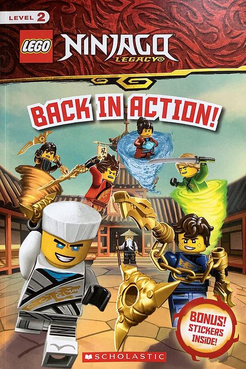 Lego Ninjago: Back in Action!