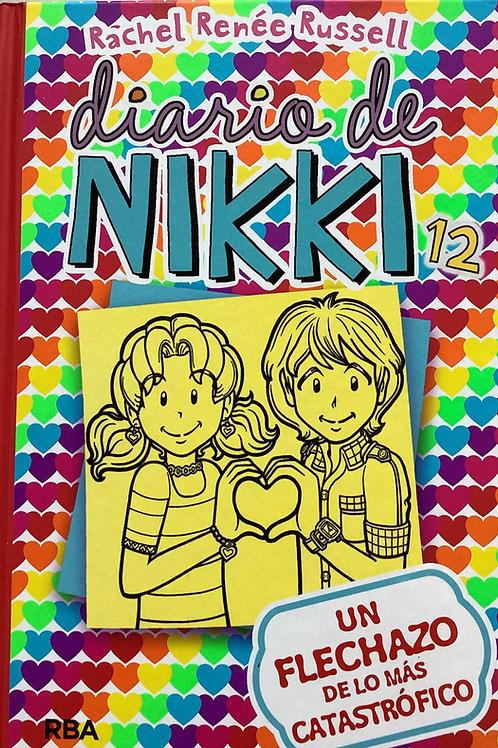 Diario de Nikki - Libro 12 - Un flechazo de lo más catastrófico