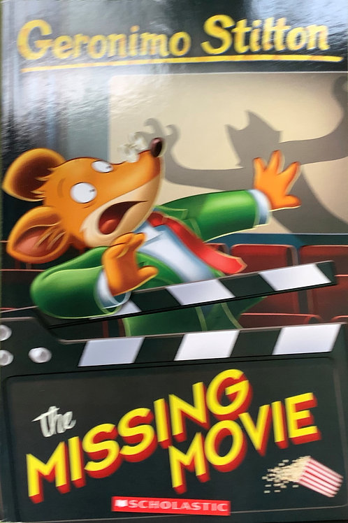 Geronimo Stilton - The missing movie