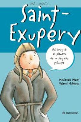 Me llamo Saint Exupéry