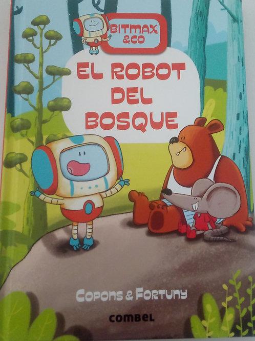 Bitmax & Co El robot del bosque