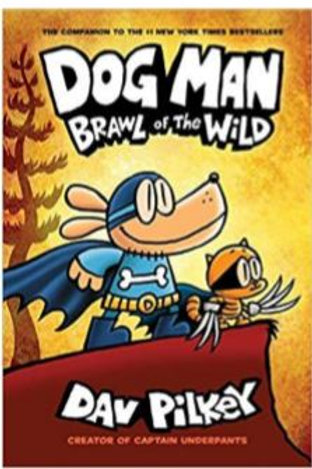 Dog Man - Brawl of the wild