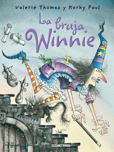 La bruja Winnie