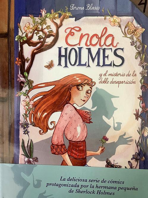 Enola Holmes - y el misterio de la doble desaparición