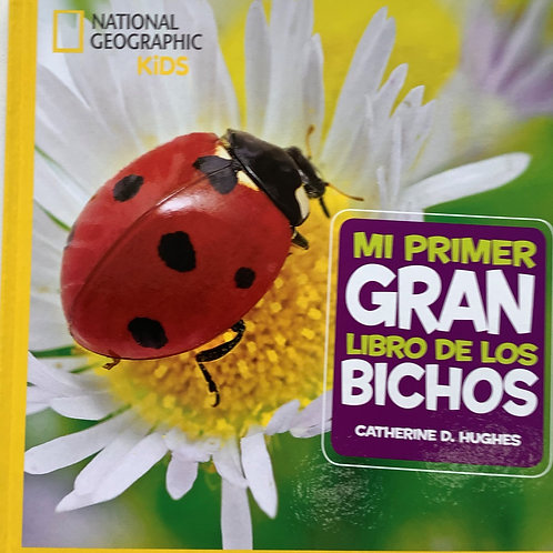 Mi primer gran libro de los bichos