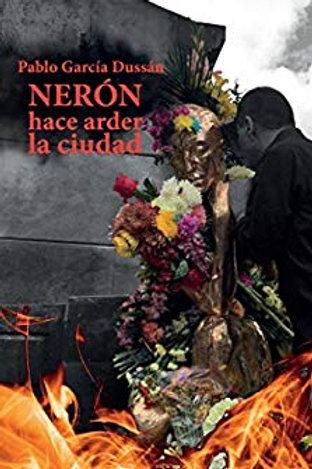 Nerón hace arder la ciudad