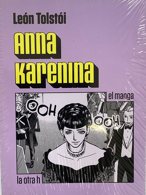 Ana Karenina - El manga
