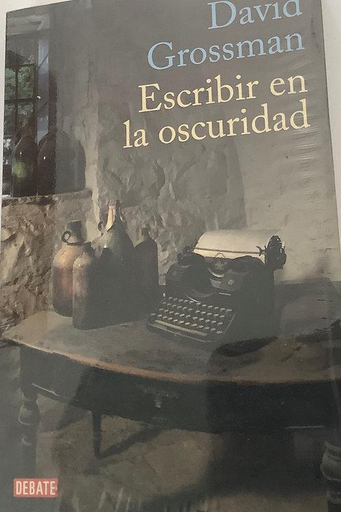 Escribir en la oscuridad