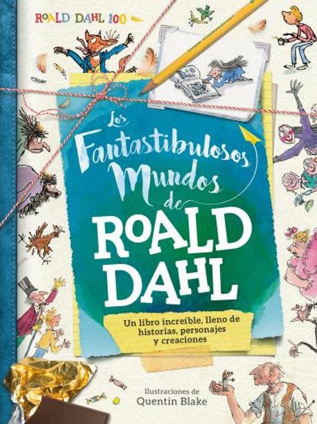 Los fantastibulosos mundo de Roald Dahl