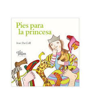 Pies para la princesa
