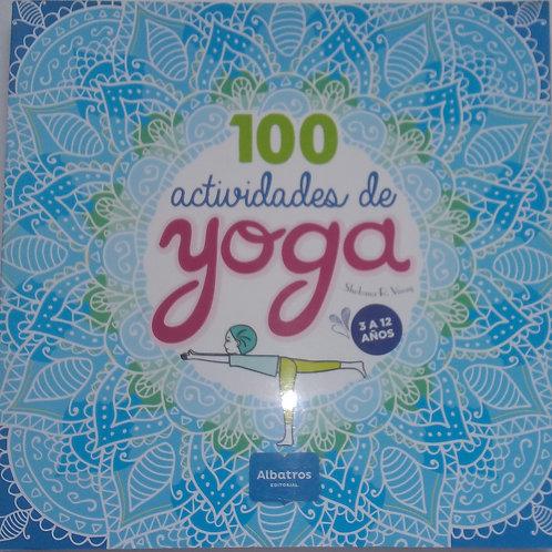 100 actividades de yoga