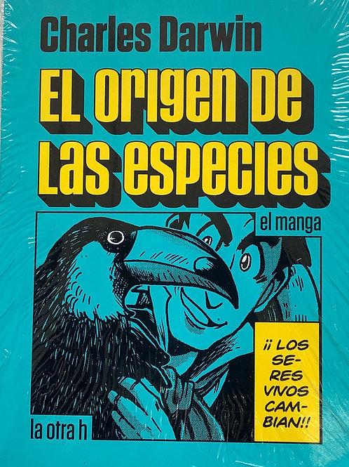 El origen de las especies - El manga