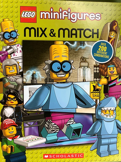 Lego Minifigures - Mix and match