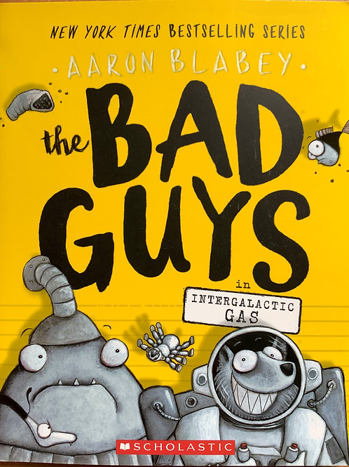 The bad guys - The intergalactic gas