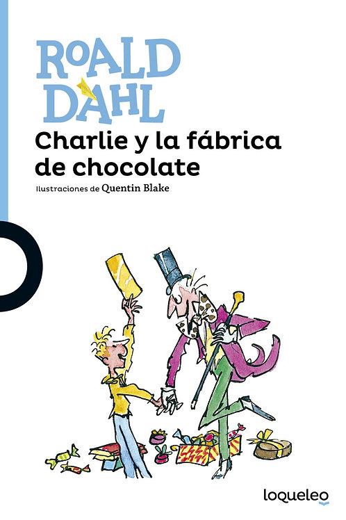 Charlie y la fábrica de chocolates