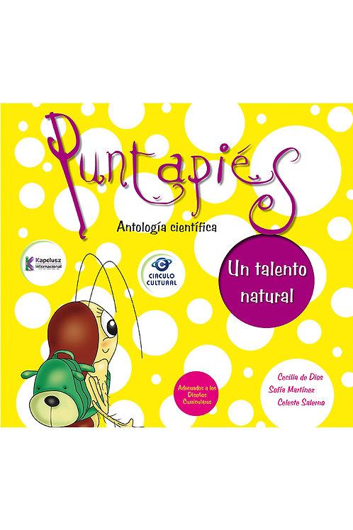 Puntapiés - Un talento natural