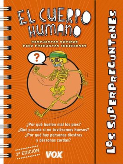 Superpreguntones Cuerpo humano