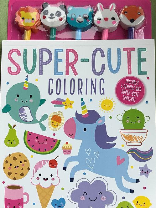 Super Cute - coloring